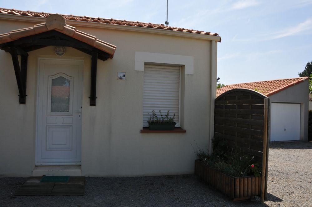 Vente maison tharon plage pornic tharon plage maison for Garage ford la chapelle sur erdre