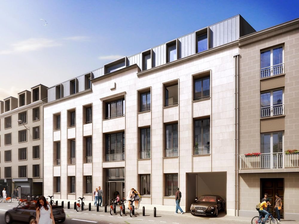 Programme neuf appartement nantes hyper centre nantes for Garage nantes sud