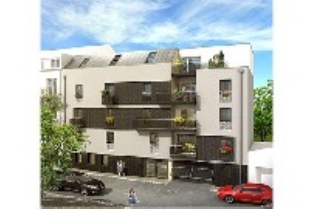 Vente appartement parc de proces nantes centre for Garage nantes centre